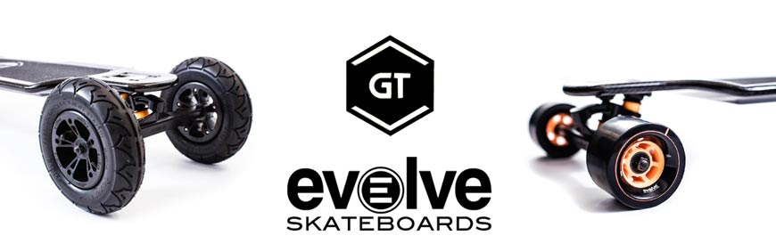 GT Evolve Skateboards Electric Canada