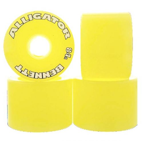 Alligator Wheels 62mm Yellow Canada Pickup Vancouver Warehouse