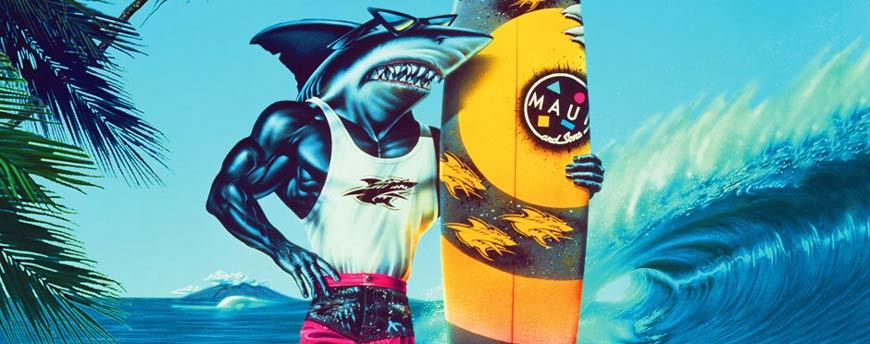 Sharkman Vancouver Kitsilano