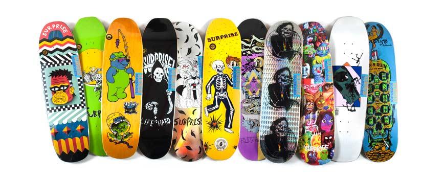 Suprise Skateboards