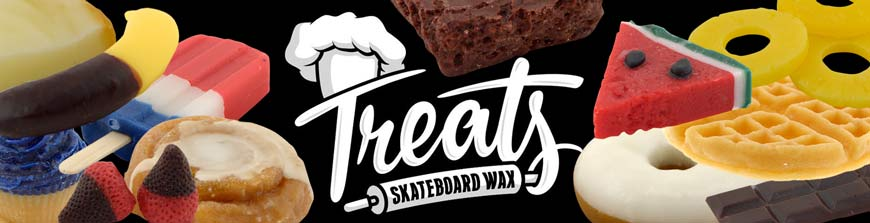 Treats Skateboard Wax Vancouver