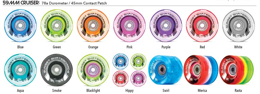 Sunset LED Wheels Canada's Largest Selection Montreal Toronto Vancouver