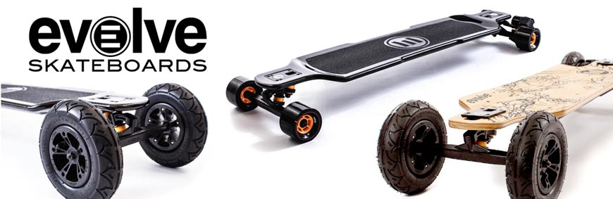 Evolve Skateboards Electric Canada