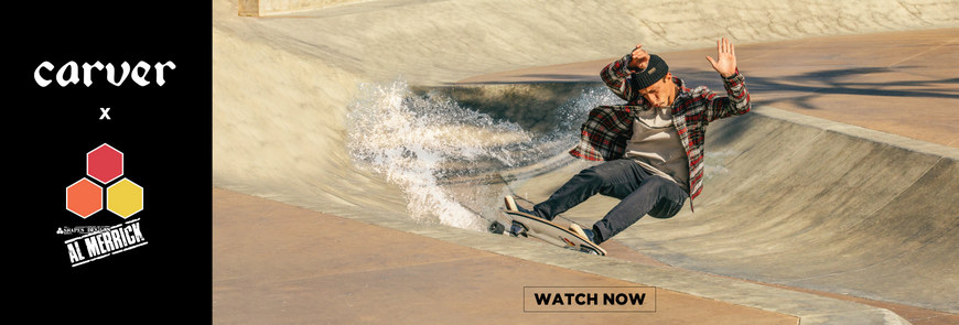 Carver Skateboards Canada Online Sales Pickup Vancouver
