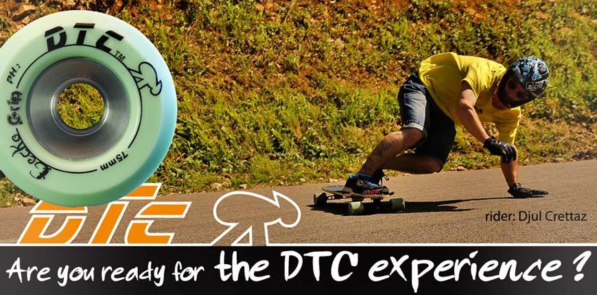DTC Longboard Race Wheels Vancouver Dealer Canada Online Sales