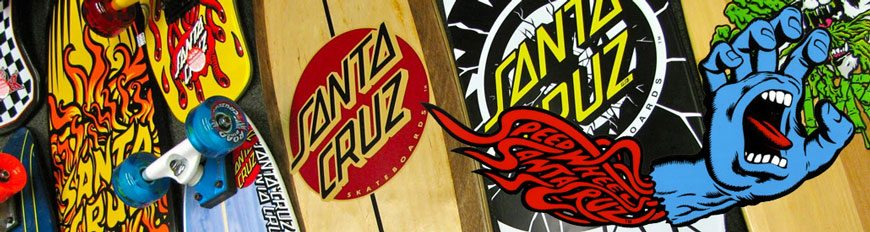 SantaCruz Skateboards Vancouver Online Sale Canada