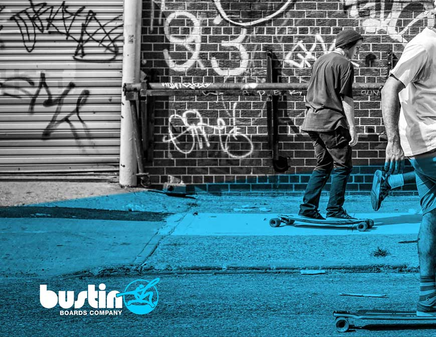 Bustin Boards NY - Canada Online Dealer Vancouver Pickup