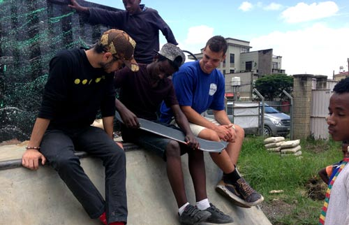 Ethiopias First Skatepark Gripping Canada Online Sales Pickup Vancouver