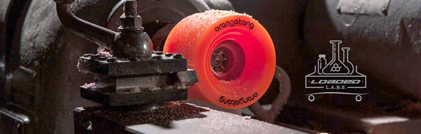 Boarder Labs Dealer Orangatang Wheels online sales Canada