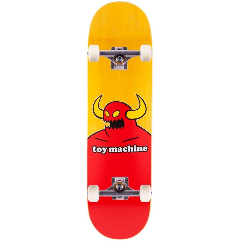 Toy Machine Skateboard Completes Canada Pickup Vancouver