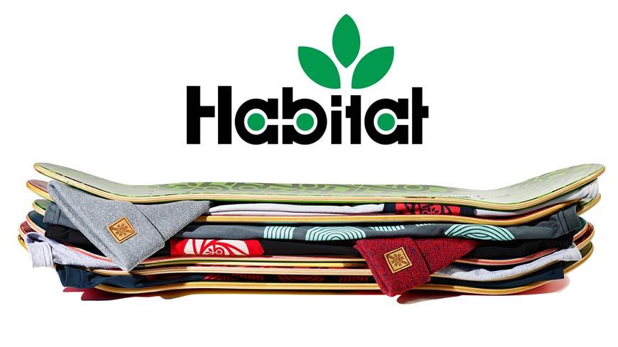 Buy Habitat Skateboards Canada Online Vancouver Pickup