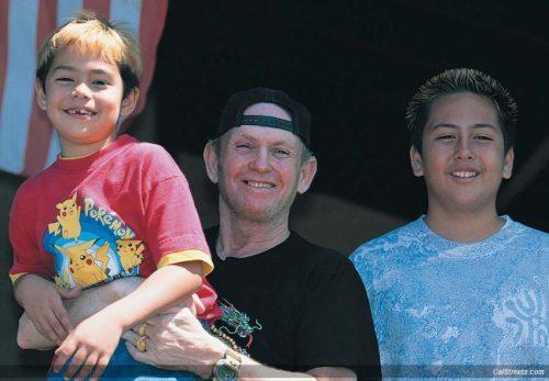 Warren Bolster Family