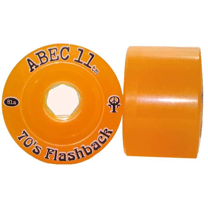 Abec 11 Amber Thane 70's flashback 70mm 81a Longboard Wheels Canada Pickup Vancouver