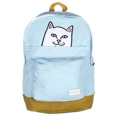 Rip N Dip Lord Nermal Backpack Blue Canada Online Sales Vancouver Pickup