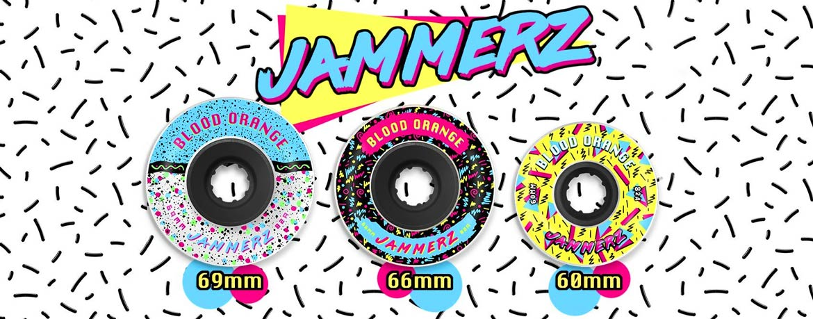 Blood Orange Jammerz Wheels Canada Online Sales Pickup Vancouver