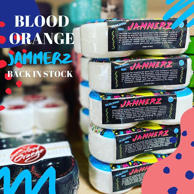 Blood Orange Jammerz Wheels Canada Online Sales Pickup Vancouver