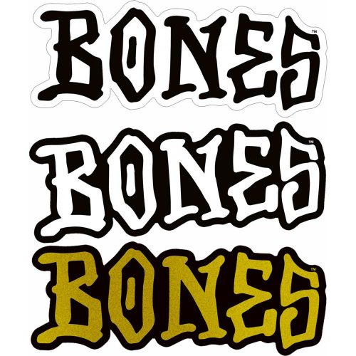 Buy Bones Wheels Sticker 5'' Single Sticker Vancouver Online Shopping Canada