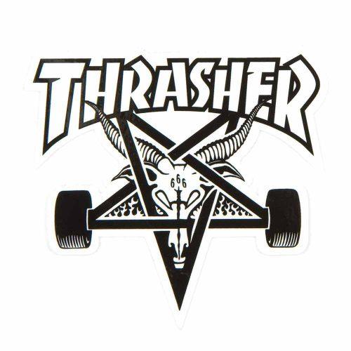"""Thrasher Skategoat Sticker 3.75"""" x 3.875"""" Vancouver"""