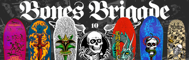 Buy 10th Series Bones Brigade Reissue Skateboard Decks Canada Online Sales Vancouver Pickup