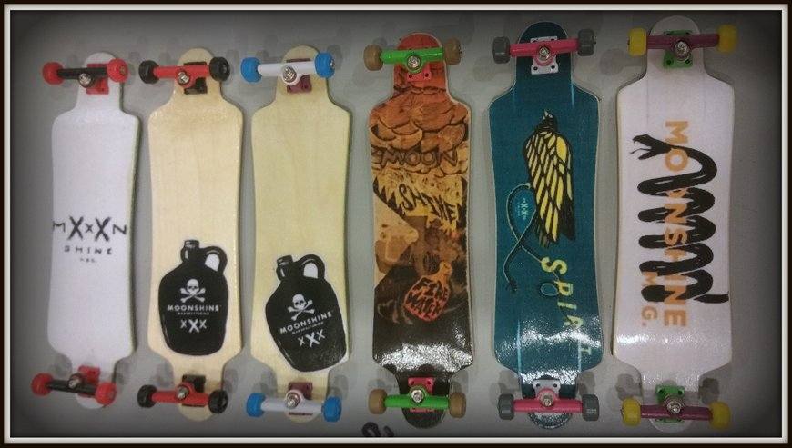 Moonshine Fingerboards Vancouver Canada