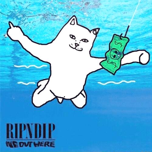 Buy Rip N Dip Griptape Vancouver online sale Canada