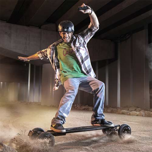 Evolve Electric Skateboards Vancouver Canada