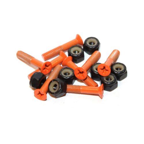 Essentials Coloured Hardware 1'' Phillips Orange Vancouver Canada