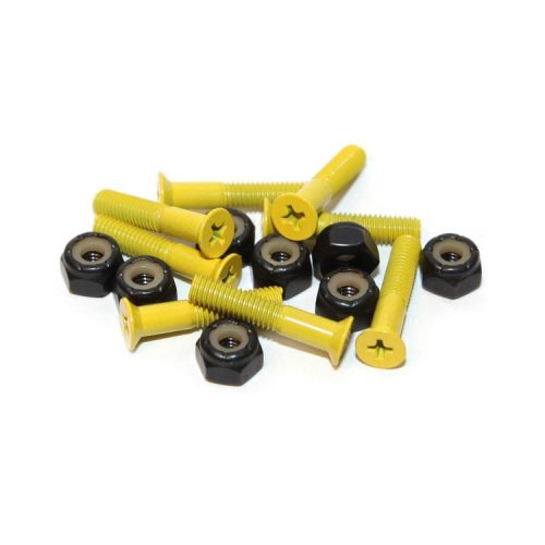 Essentials Coloured Hardware 1'' Phillips Vancouver Yellow