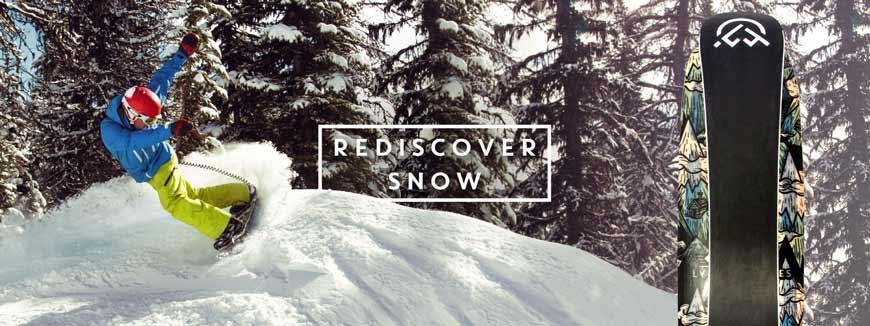 Landyachtz Deluxe Snowskate