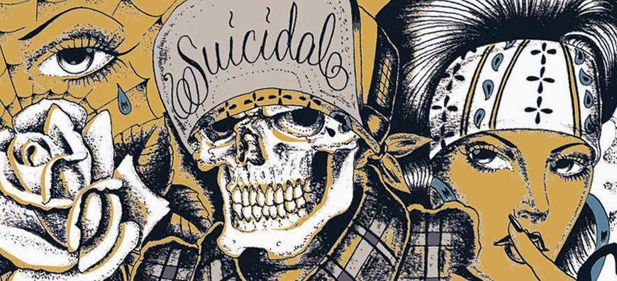 Suicidal Skates Vancouver Canada Webshop British Columbia