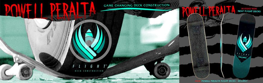 870 Powell Peralta Flight Decks HEader Vancouver Online SHopping Canada