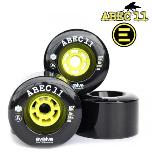 Buy Evolve Abec 11 F1 Street Wheels 107mm 74a Canada Online Sales Vancouver Pickup