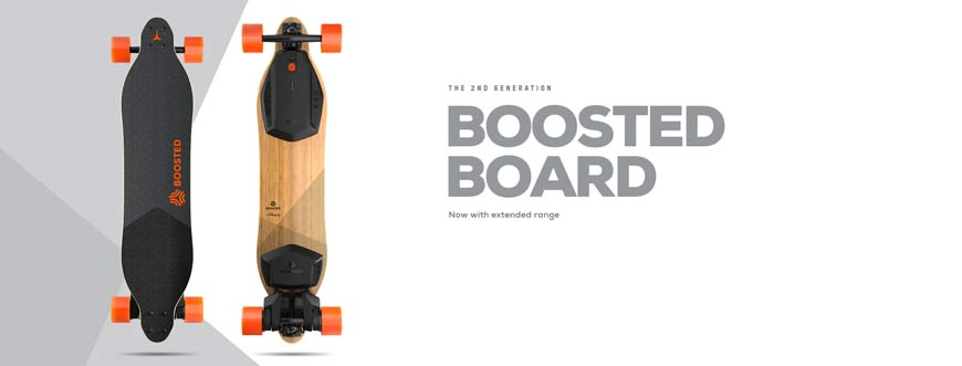 Boosted Electric Boards Canada