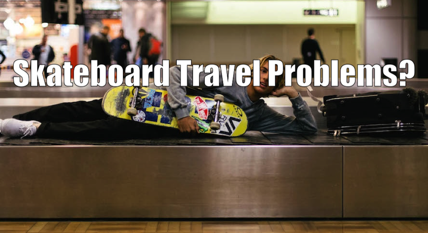 Best Skateboards for Travel - Best Skateboard to Travel With