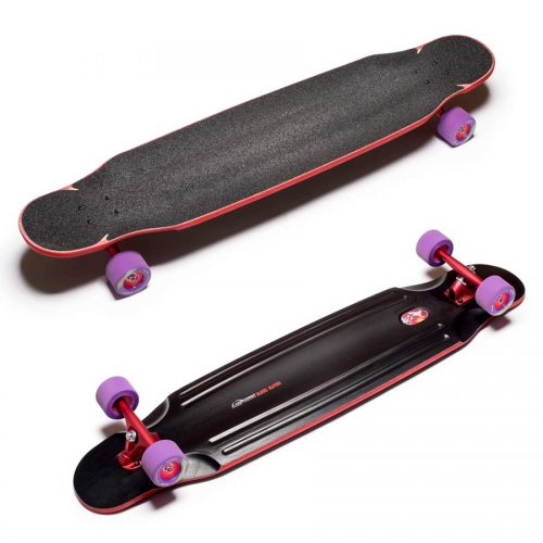 """Buy Loaded Chubby Blood Slayer 9.75"""" x 42.25"""" Deck Canada Online Sales Vancouver Pickup"""