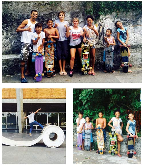 Longboarding For Peace Global Skate effort for Goodness
