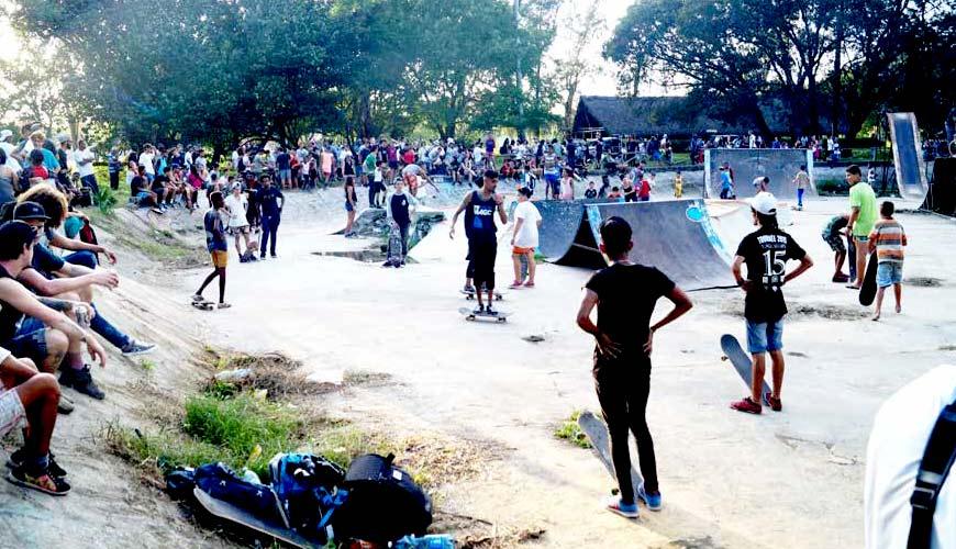Cuba Skate Header Vancouver