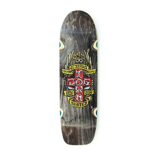 Dogtown Skateboards 40th Anniversary Pool Deck 8.875'' x 33'' vancouver online shopping Canada