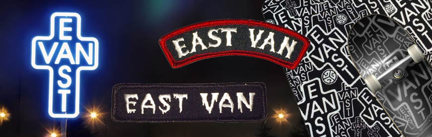 Buy East Van Patchs Hoodies Grinders Online Sales Canada