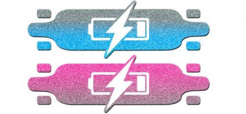 Boarder Labs E-Bolt Electric Skateshop Sticker