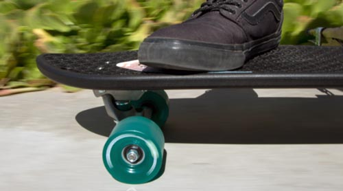 Carver Ecothane Wheels