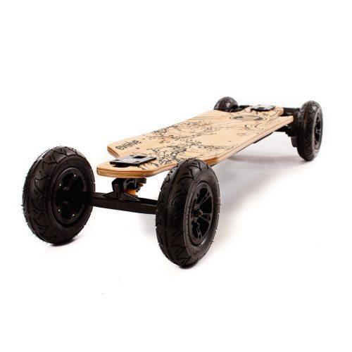 Evolve GT Bamboo electric skateboards ontario halifax british columbia vancouver canada