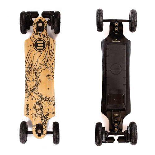 Evolve GT Bambo Evolve GT Bamboo electric skateboards ontario halifax british columbia vancouver canada