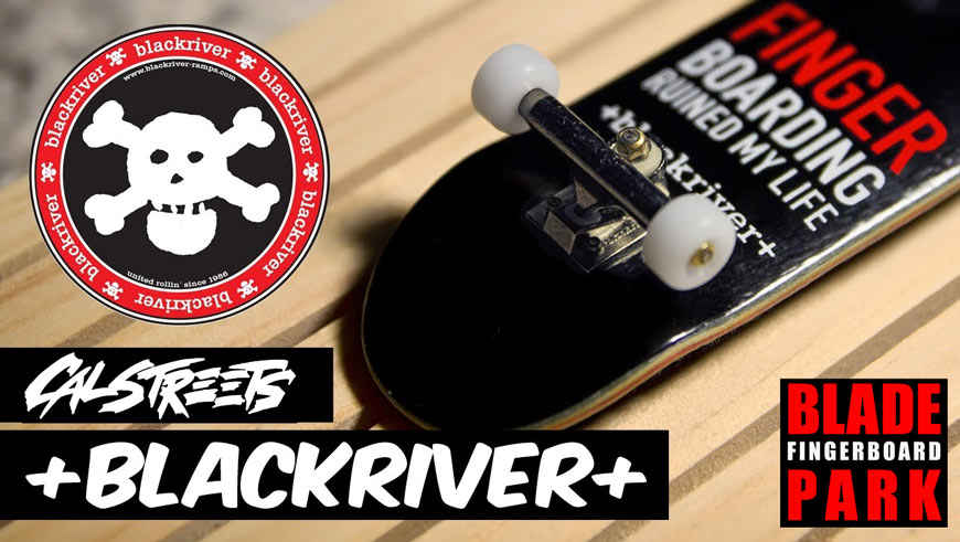 Blackriver Trucks and Fingerboards Blade Park Canada Dealer