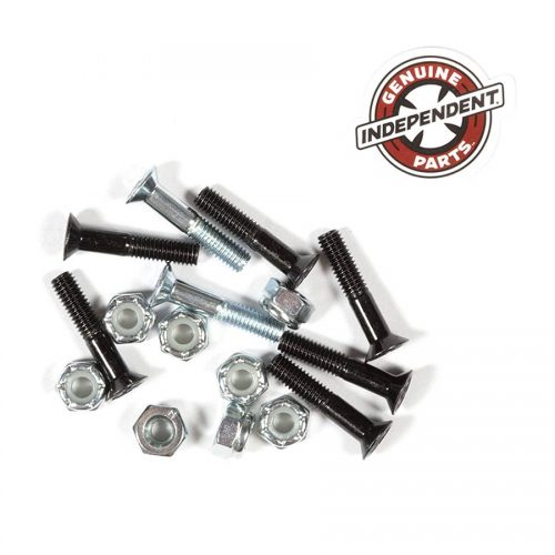 """Buy Independent Countersunk Hardware 1"""" Black/Silver Canada Online Sales Vancouver Pickup"""