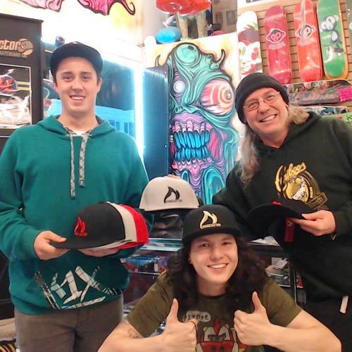 Predator Skateboard Helmets Vancovuer