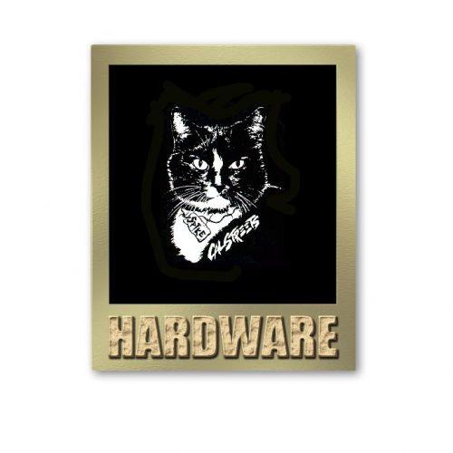 Spike the Cat CalStreets Skate Kitty Hardware Packs