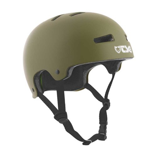 Buy TSG Evolution Helmet Satin Olive Canada Online Sales Vancouver Pickup
