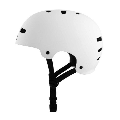 Buy TSG Evolution Helmet Satin White L/XL Canada Online Sales Vancouver Pickup