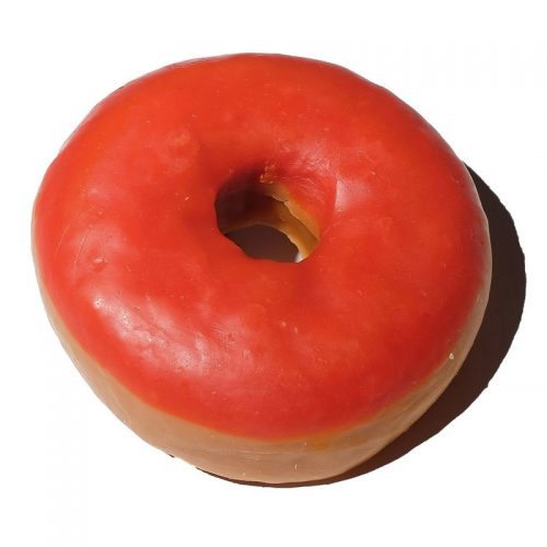 Treats skate Wax donut strawberry, skateboarding wax, online shop free shipping, Canada, Vancouver
